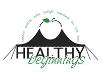 Healthy Beginnings | Event Branding & Social Media