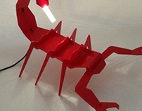 Scorpion USB Light