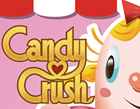 Candy Crush Packaging