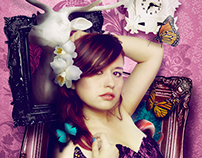 photo retouching and photomanipulation