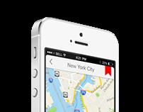 WikiTravel app