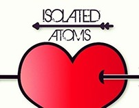 Isolated Atoms-Sex War CD sleeve