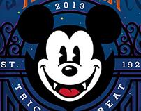 Disney Halloween Posters
