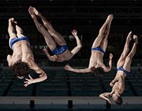 Olympic Diver - Li Feng Yang