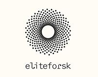 ELITEFORSK Logo/identity