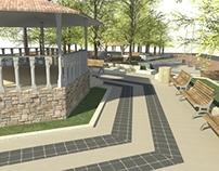 Proyecto plaza rural