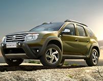 Renault Duster Release