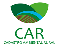 Logotype and Brandbook – Cadastro Ambiental Rural