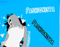 Fashionista Design Mock