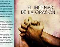 Incense of Prayer - Book Cover