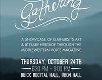 MiddleWestern Voice Event Poster