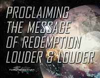 Proclaiming - poster