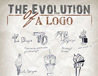 The Evolution Of Our Logo (Torch Designs)