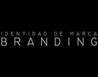 Diseño Identidad de marca - BRANDING