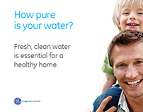 GE Mailer - How Pure is Your Water?