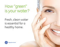"""GE Mailer - How """"Green"""" is Your Water?"""