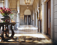 Oriental Spaces