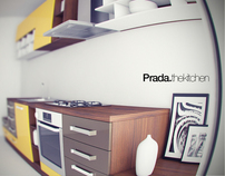 Prada Kitchen