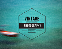 Free Vintage Insignia Logo Badge for Photographers