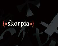 Skorpia Typeface