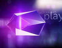 Astera TV Branding