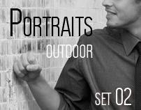 Portraits Set 02 Outdoor