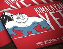Himamayan Yeti Kid's brand