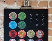 YEASAYER POSTER