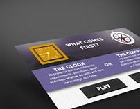 Interactive button design