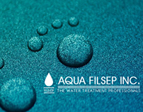 Aquafilsep - Water Process Steps