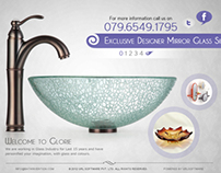Bath Invention --- Website Design