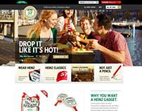 Heinz merchandise webshop