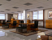 Office Space Transformation Project