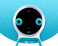Pillo Healthcare Robot Emotions