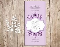 Wedding invitations in style Provan