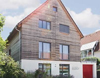 ARCHITEKTIN BAST Das Atelier in Owen an der Teck