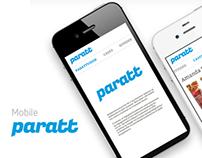 Mobile paratt