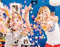 Blue Room : Kids Decor