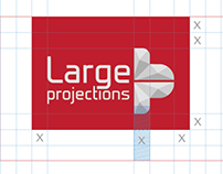 Large Projections - Brand Book