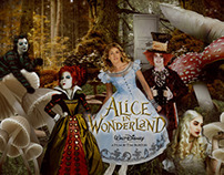 Credit Alice in Wonderland