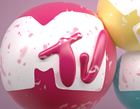 MTV BUBBLE GUM