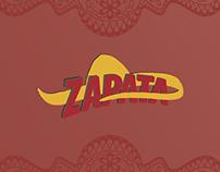 Anuncio de Revista - Zapata Mexican Bar