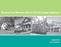 Enid Historic District Design Guidelines