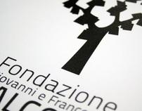 Brand Identity Fondazione Falcone