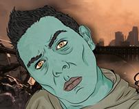 I zombie!