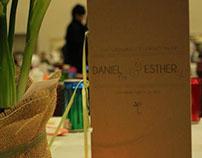 Daniel & Esther Wedding Program