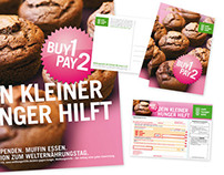 BUY1 PAY2 | Deutsche Welthungerhilfe e.V.