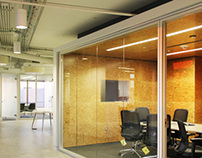 Tech Company Interior