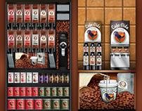 Café Vida Display