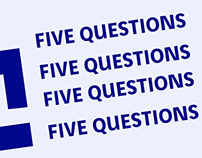 Five Questions With...